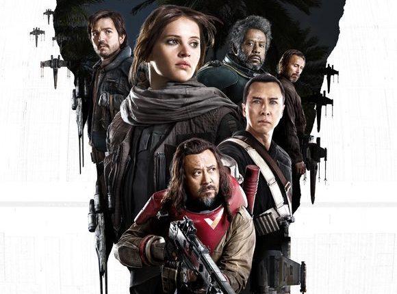Rogue One: Una historia de Star Wars, la más esperada de la época navideña