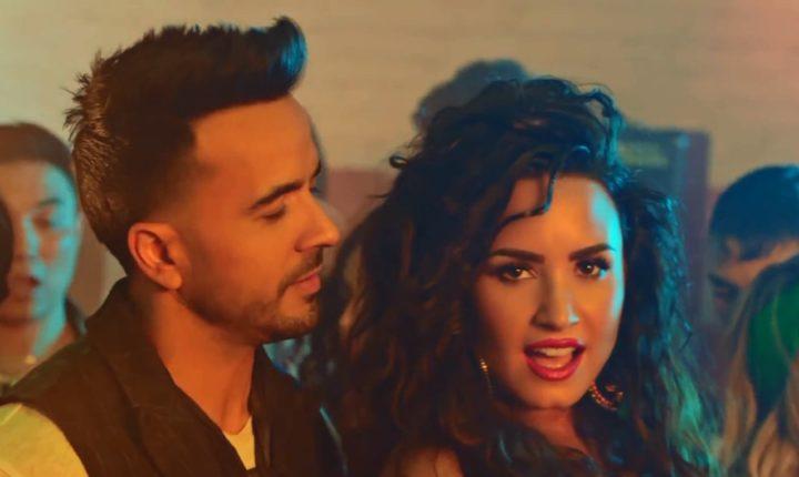Luis Fonsi estrena canción con Demi Lovato