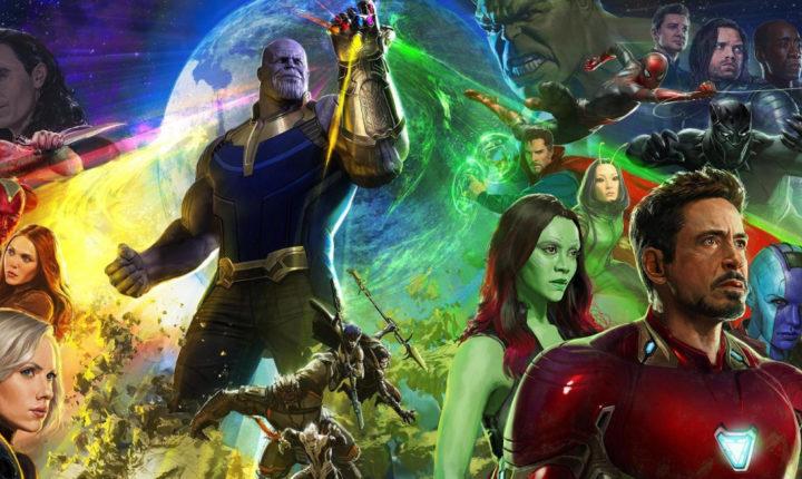 'Avengers: Infinity War' rompió todos los récords de estreno