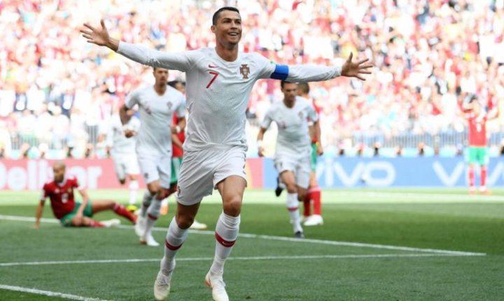 Portugal sufrió ante Marruecos