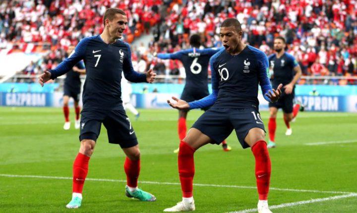 Francia despide a Perú del Mundial de Rusia 2018
