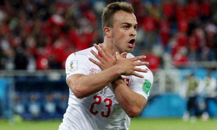 Suiza le roba el triunfo a Serbia