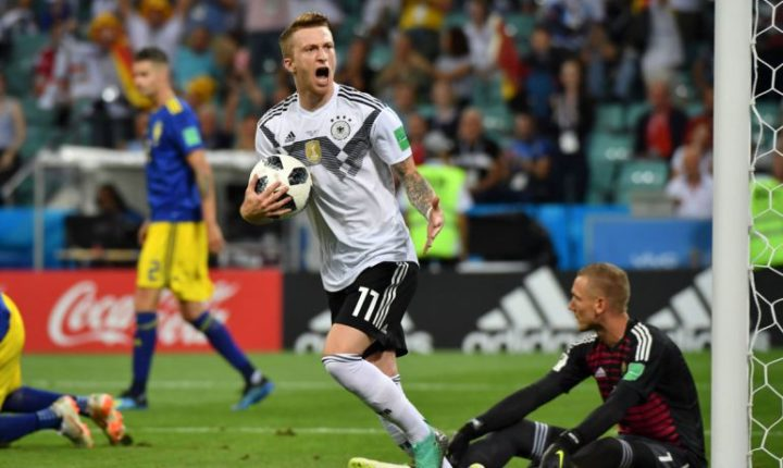 Alemania sigue con vida en Rusia 2018