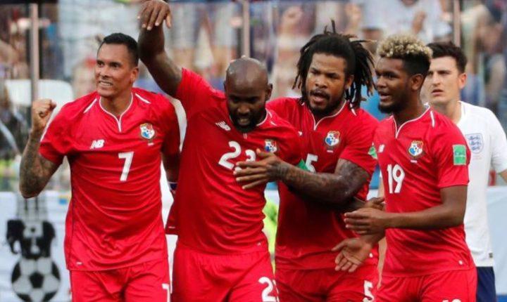 Panamá hizo historia ante Inglaterra