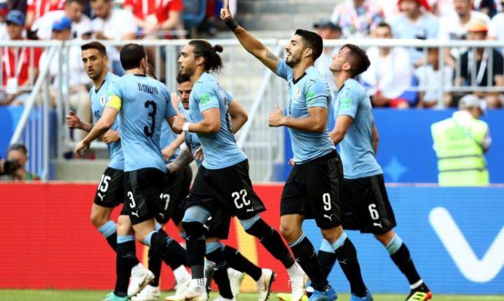 Uruguay vence con autonomía a Rusia
