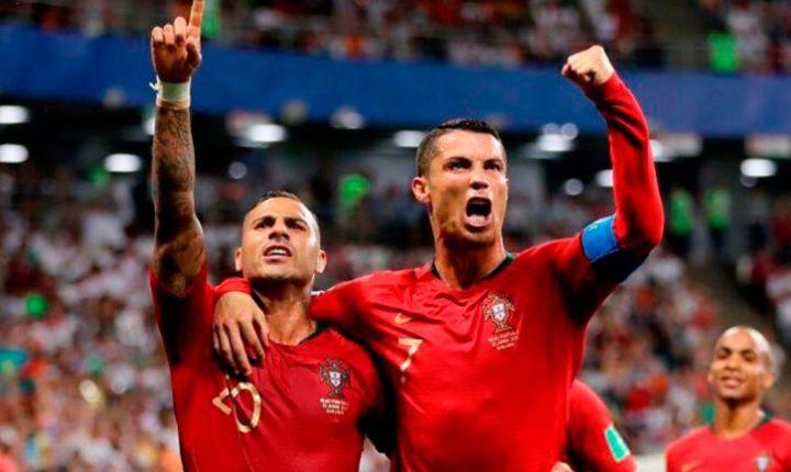 Irán le sacó el empate a Portugal
