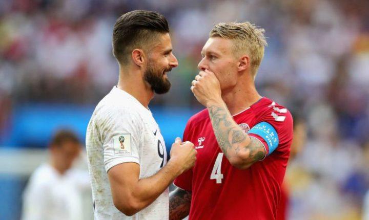 Somnífero empate entre Dinamarca y Francia