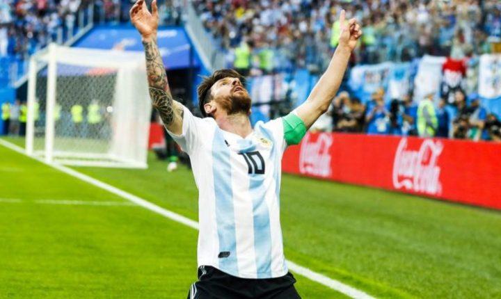 Argentina clasifica de forma cardíaca