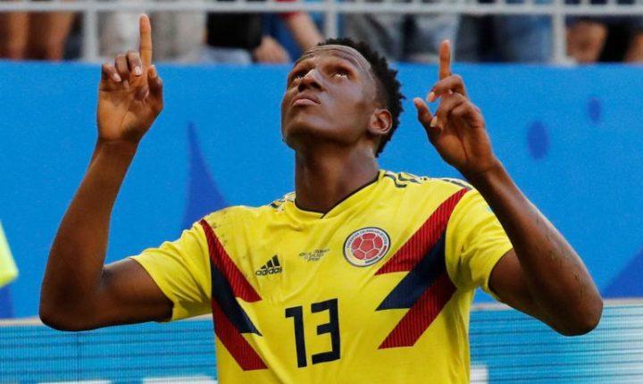 Colombia se clasifica a los Octavos de Final
