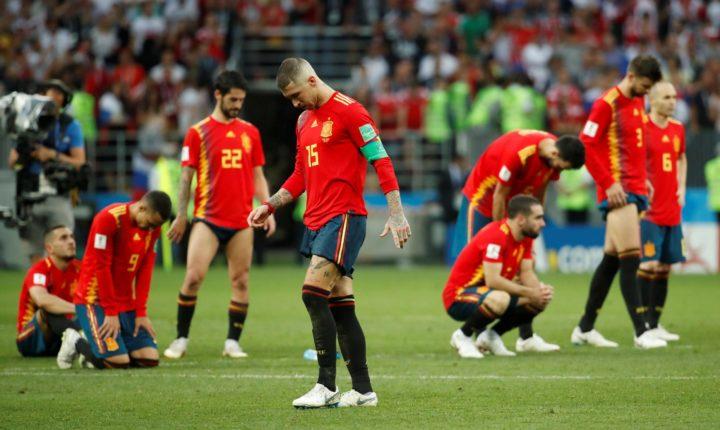 Rusia da la gran sorpresa del Mundial