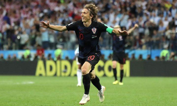 Croacia elimina a Dinamarca con agonía