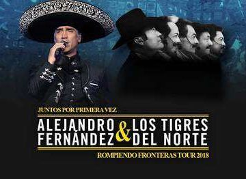 Rompiendo Fronteras: una de las giras más memorables de la música mexicana