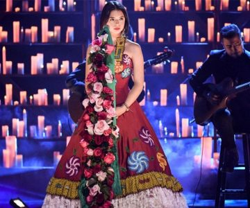 Además de nominada, Ángela Aguilar cantará en el Grammy