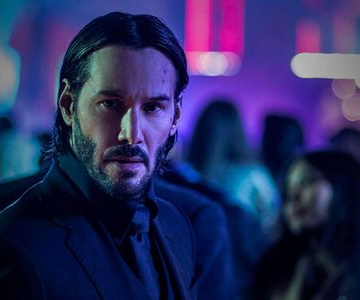 Keanu Reeves está de regreso en John Wick: Chapter 3