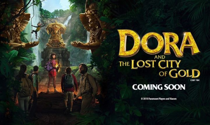 En pocos días llega Dora and the Lost City of Gold a la pantalla grande