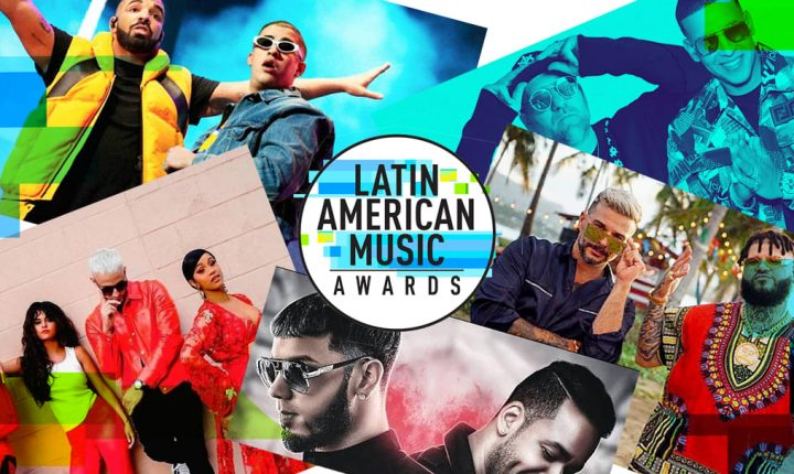 Y los nominados al Latin AMA's son…