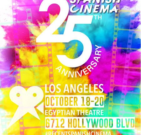 Spanish Recent Cinema celebra su edición número 25 en Los Ángeles