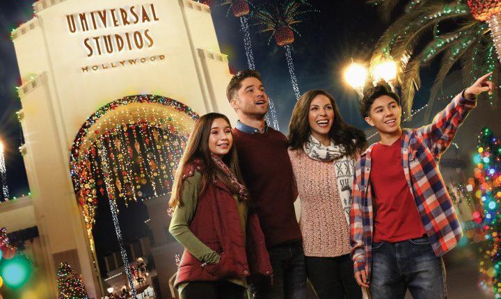 Vive una navidad de película en Universal Studios
