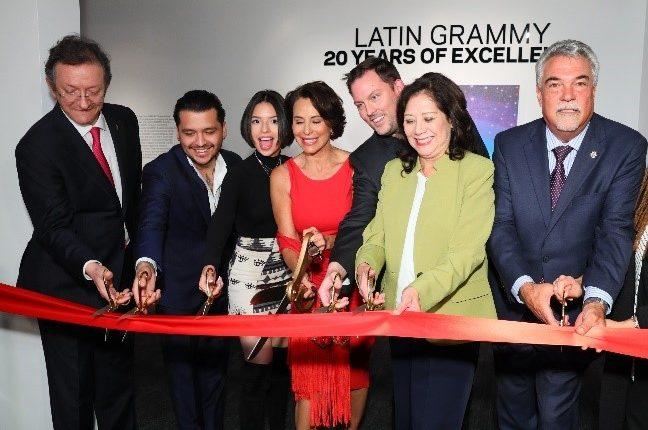 El poder de la música latina presente en el Museo del Grammy