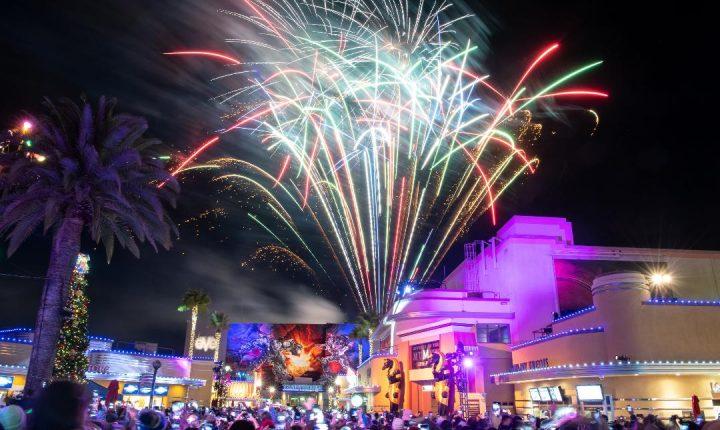 Recibe el Año Nuevo con EVE, la fiesta más grande de Hollywood