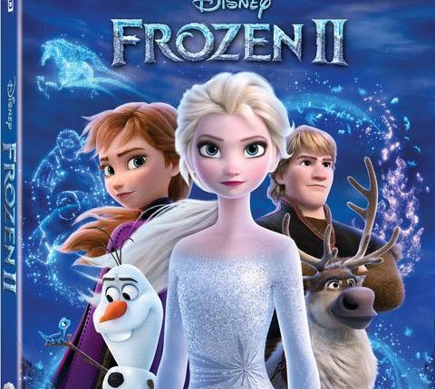 """""""Frozen 2"""" llega a los hogares con exclusivo contenido adicional"""