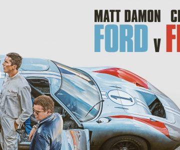 Ford v Ferrari una experiencia de alta velocidad