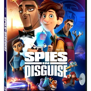 Llévate a casa la aventura de Spies in Disguise