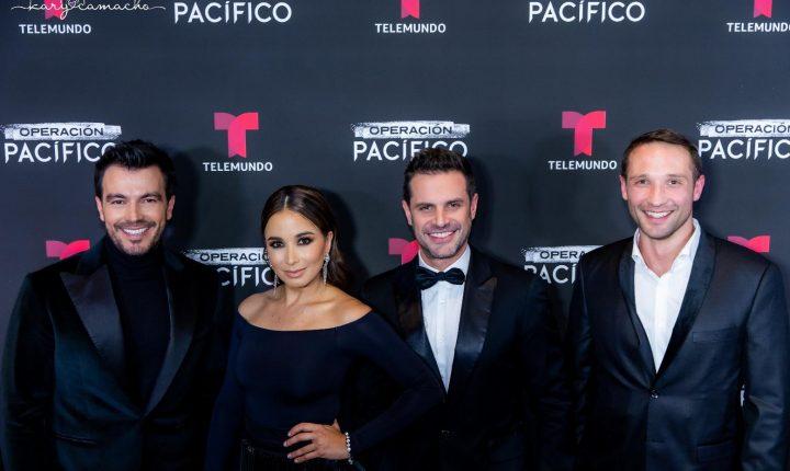 Operación Pacifico, la nueva misión de Mark Tacher y Majida Issa