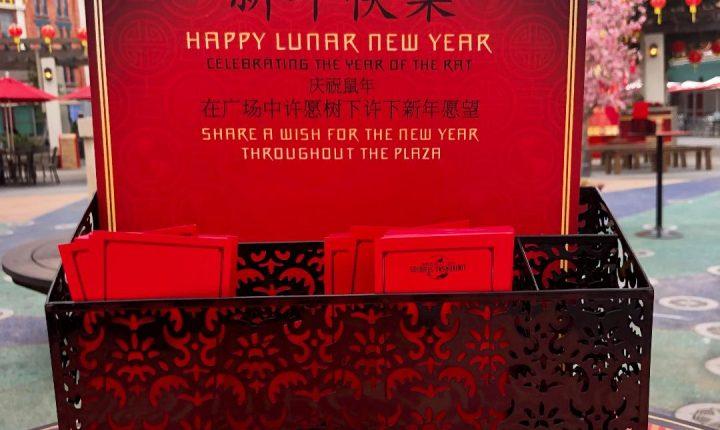 ¡La celebración del Año Nuevo Chino es de película!