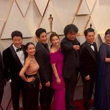 Sur Corea brilla con luz propia en el Oscar
