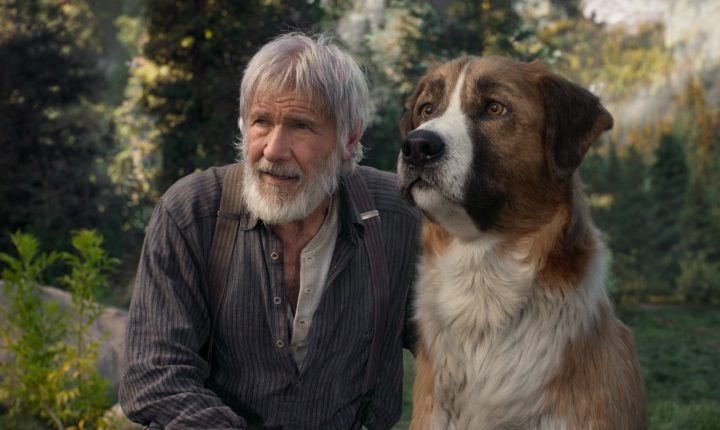 """Harrison Ford regresa con """"The Call of the Wild"""""""