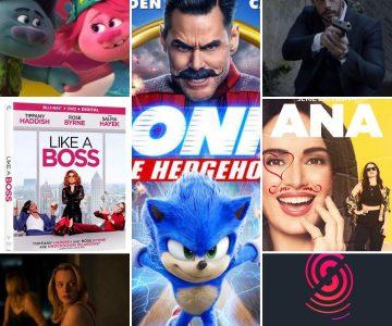Disfruta en casa los estrenos de películas y series