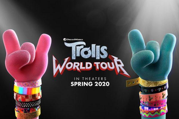 Trolls World Tour llega con sabor latino