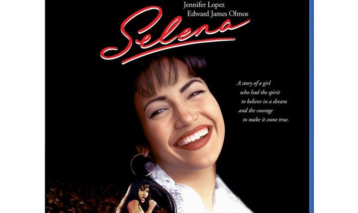 Selena por primera vez en Blu-ray en su vigésimo quinto aniversario luctuoso