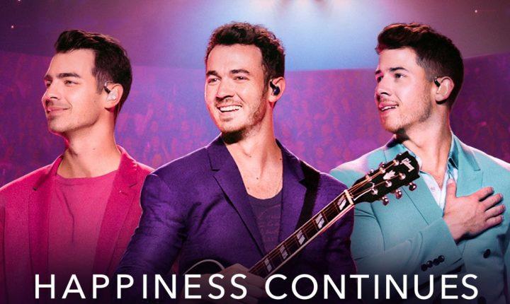 Nuevo documental de los Jonas Brothers, disponible ya en Amazon Prime Video
