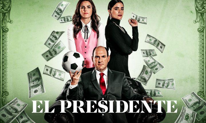 Llega en junio El Presidente, la nueva serie de Amazon