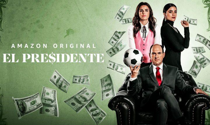 """El Presidente, la nueva serie que habla sobre el FIFA-Gate"""""""