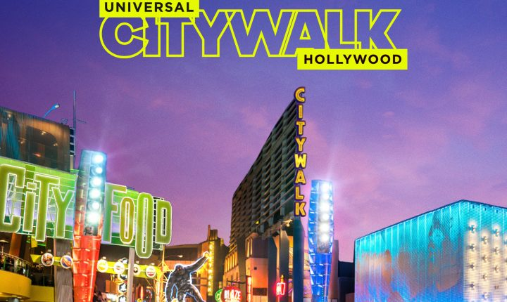 Universal CityWalk comienza reapertura gradual