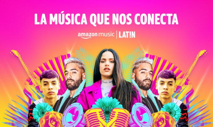 Amazon Music Lat!n la música que nos conecta