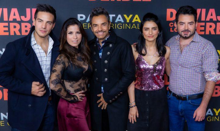 Los Derbez regresan con una segunda temporada