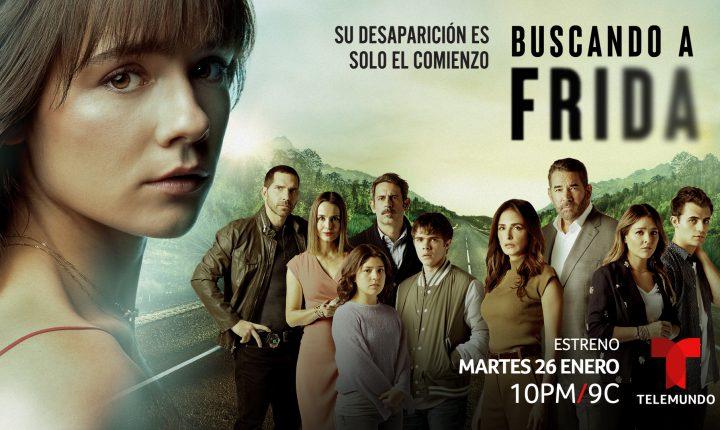 "Intriga y secretos nos esperan en ""Buscando a Frida"""