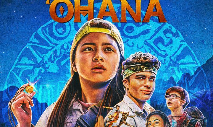 Finding 'Ohana próximamente en Netflix