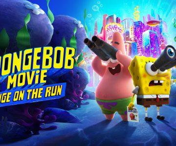El 4 de marzo comienza la fiesta bajo el agua con The Spongebob Movie