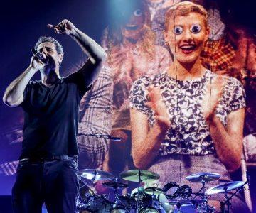 System Of A Down tendrá un concierto benéfico en Livestream