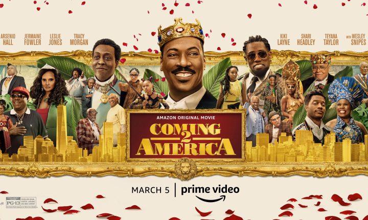 """Eddie Murphy regresa a """"Coming 2 America"""""""