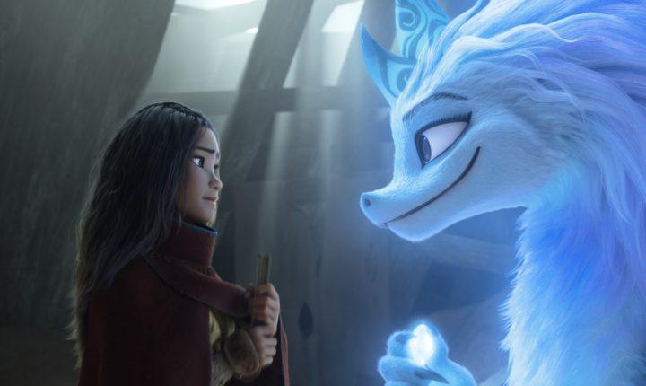 """Prepárate para una nueva aventura con """"Raya y el último dragón"""""""