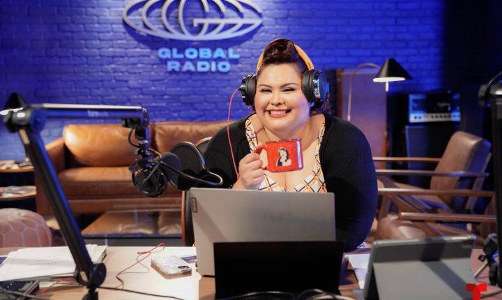 Exitosa dentro y fuera de la pantalla así es Gisella Aboumrad