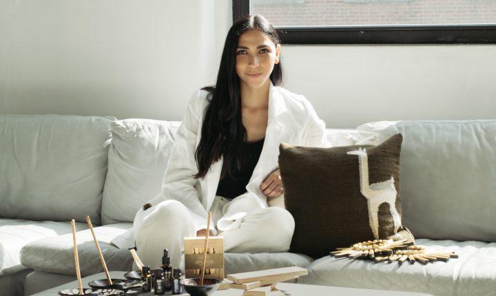 Sandra Manay, una mujer imparable emprendedora de Luna Sundara