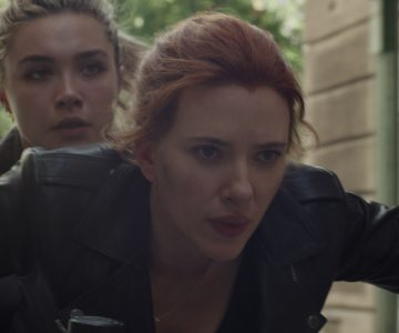 """Protagonizando su película en solitario Scarlett Johansson regresa como """"Black Widow"""""""