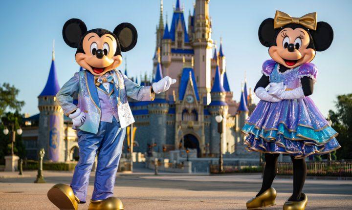 Disney World se prepara para el 50 aniversario del parque